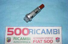 FIAT 500 F/L/R SPIA CRUSCOTTO LUCE VERDE COME ORIGINALE PORTALAMPADA METALLO