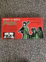 Strat O Matic Baseball Game 1976 Board Table Top Strategy