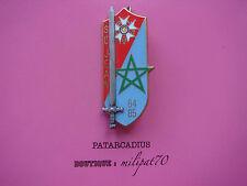 Promotions . S/LT JEAN , OAEA 84 - 85 . Armée d'Afrique .