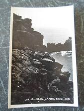 Dr Johnson.  Lands End.  156.  ~ Vintage Postcard ~ Unused