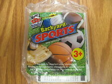 Wendy's Kid's Meal Toy: Backyard Sports: Baseball, NEW