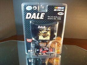 Dale Earnhardt #3 GM Goodwrench 1988 Chevrolet Monte Carlo Aerocoupe Movie 1:64