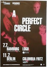 A Perfect Circle 2000 German Concert Tour Poster