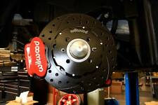 Wilwood Big Brake Kit (Pads/Rotors/Calipers) REAR - '12+ Fiat 500, Abarth/500T