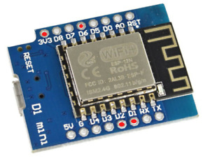 Arduino ESP8266 pre-programmed for gbs-control GBS-8200 retro up and down scaler