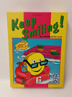 Keep Smiling! the Bluffspiel for Two - from Fx Schmid - Dirk Hanneforth