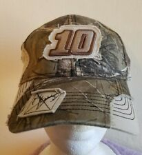NASCAR Danica Patrick 10 Team Realtree All Camo - Adjustable Hat Cap-NWOT--Model