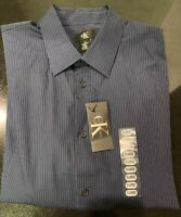 Calvin Klein Button Up Shirt Men's Size X-large NWT