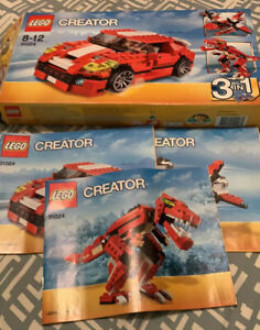 Lego creator 3 In 1 31024
