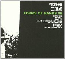 FORMS OF HANDS 09 CD LTD.1000 Geistform WINTERKÄLTE