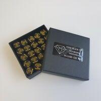 New Diamond Korea Billiards Cue Tip 50ea 1set 3Cusion Carom individual For Club