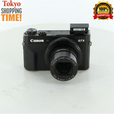 Canon PowerShot G7 X Mark II Compact Digital Camera Body NEAR MINT from Japan