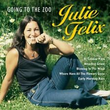 Felix, Julie-going to the zoo (re-recordings) CD NEUF