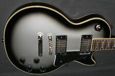 Epiphone Les Paul Custom Pro Excellent Condition Silverburst