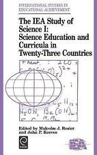 The IEA Study of Science I (International Studies in Educational Achievement) (I