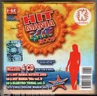 HIT MANIA ESTATE 2009 dance Cofanetto 4 CD