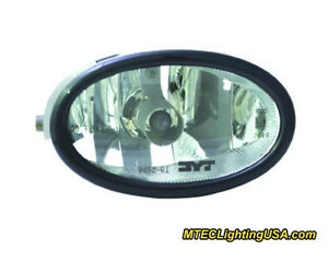 TYC Left Side Fog Light Assembly for Acura TSX RSX Honda Accord Civic CR-V Fit