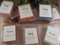 Special Offer - 8 pks  Holiday Soy Wax Clamshell Melt Tart- 2wks of Fragrance