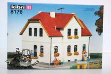 """kibri 8176 H0 Gebäude Haus """"am Bergwald"""" - neu in ungebraucht"""