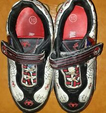 Marvel Spiderman gym shoes size 10. Athletic, tennis shoes.