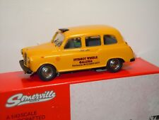 Austin FX4 Taxi - Somerville 100A England 1:43 in Box *34986