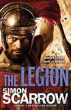 SIMON SCARROW __ LA LEGIONE __ CON DIFETTO DA ESPOSIZIONE __