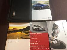 2017 Audi Q7 Owners Manual