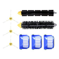 Replacement Filter Brush Accessory Parts Kit For Roomba 600 & Cleaner Robotic