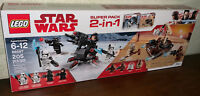 Brand New LEGO Star Wars 66597 Super Pack 2-in-1