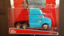 DISNEY PIXAR CARS DINOCO GRAY SEMI DELUXE 2015 SAVE 5% WORLDWIDE FAST SHIP