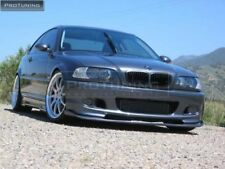 BMW E46 M Sport Paraurti Spoiler Lip Chin Tuning Power Tech mt2 CSL Valance Sport