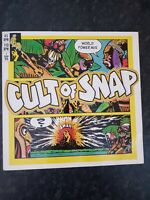 SNAP - Cult Of Snap (World Power mix) - vinyl 12""