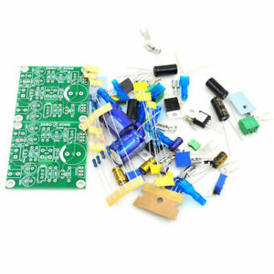 HIFI Stereo Amplifier board TIP41C-JLH1969 Single-ended Class A Power Amp Kit