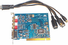 SCHEDA AUDIO AUDIOPHILE 24/96 2496 PCI Rev.A2 #70