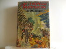 Wren, P. C. Percival - Action and Passion with DJ,  First American Edition 1933