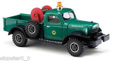 Busch 44018, Dodge Power Wagon »California Parks«, H0 Auto Modell 1:87