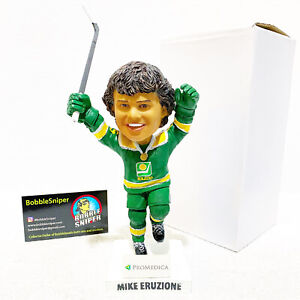 MIKE ERUZIONE Toledo Goaldiggers Walleye IHL Team USA Olympics SGA Bobblehead