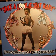 """R. CRUMB - """"TAKE A LOOK AT THAT BABY"""" EDEN & JOHN'S EAST RIVER STRING BAND - CD"""