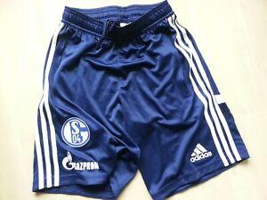 FC SCHALKE 04 Germany adidas-adizero-Trikot-Shorts-Hose-Pant S neuw.2014 GAZPROM