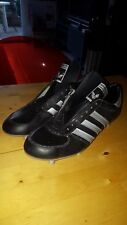 VINTAGE ADIDAS VALENCIA FOOTBALL BOOTS NEW, MADE IN FRANCE UK7,5/41 1/2