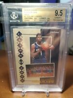 ZION WILLIAMSON 2019-20 Panini Hoops Class of 2019 Gold HOLO Rookie RC  BGS 9.5
