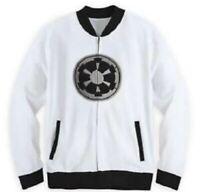 New Disney Parks Star Wars Empire Zip Hoodie XL