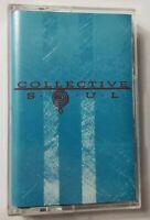 Collective Soul Cassette Tape Self Titled 1995 Atlantic Tape