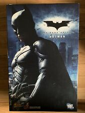 The Dark Knight Batman The Dark Knight Version Hot Toys New
