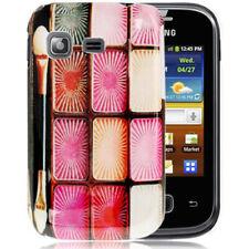 Hardcase Schutzhülle für Samsung S5300 Galaxy Pocket Make up Style Lidschatten