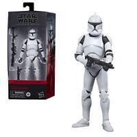 Star Wars Black Series Phase I Clone Trooper Action Figure NIB - In Stock