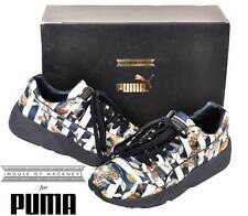Puma House Of Hackney Trinomic R698 EVO X HOH Leather Shoes EU41 UK7.5