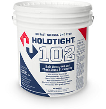 HoldTight 102 - Salt Remover  /  Rust Inhibitor / 5 Gallon Bucket FREE SHIPPING