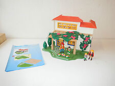 Playmobil 4857 holiday house + ba