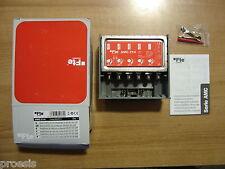 FTE AMC214 amplificatore da palo 5 ingressi 3 UHF + 2 VHF 26dB 110dBuV